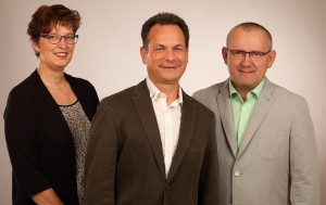 Martina Sauer, Frank Hering, Uwe Nemitz